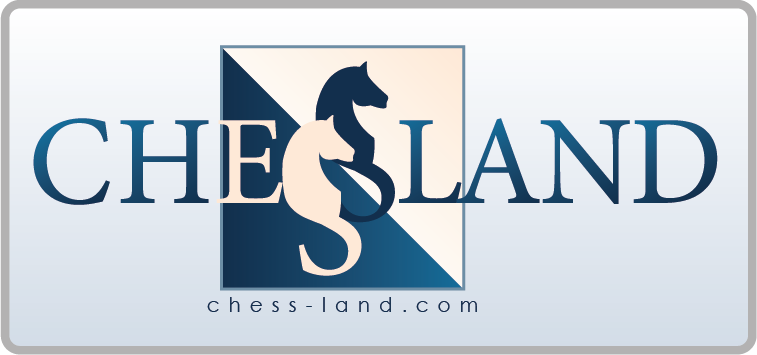 логотип сайта chess-land.ru